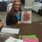 Megan Jones, Anatomy in Clay